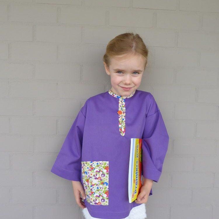 Atelier de couture - tabliers pour enfants de 3 à 8 ans